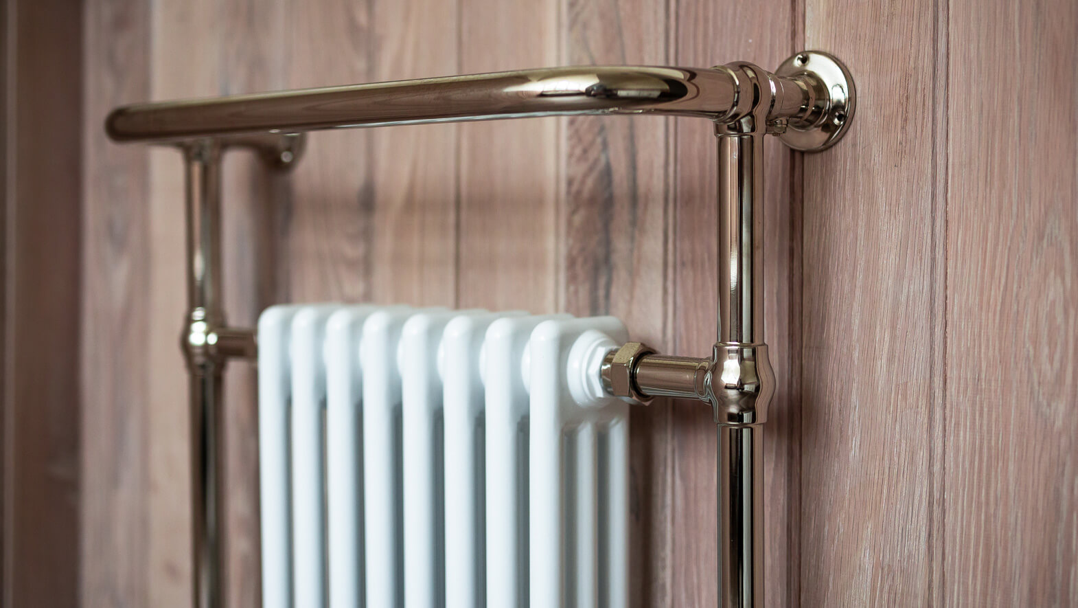 Beechwood Road - Bathroom Radiator